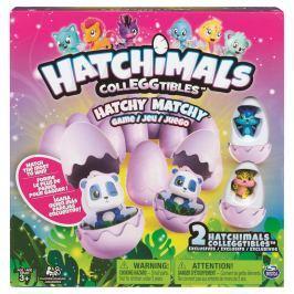 Hatchimals 3D pexeso s exkluzivní figurkou Pro holky