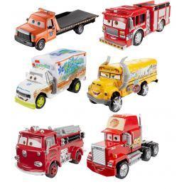 Mattel Cars 3 velké auto Pro kluky