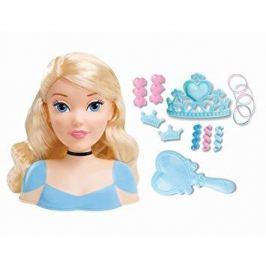 Česací hlava Princezna Pro holky
