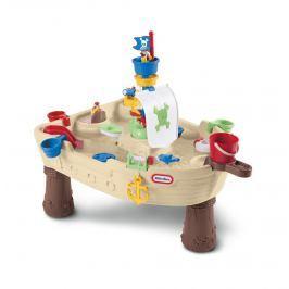 MGA Little Tikes Vodní stůl - pirátská loď