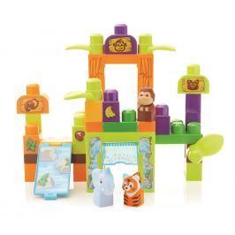 Mega Bloks safari Stavebnice a puzzle