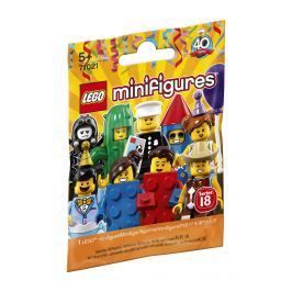 LEGO® Minifigurky Minifigurky 18. série Stavebnice Lego