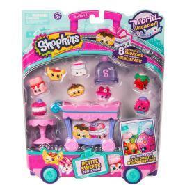 Shopkins S8 - tématický balíček Pro holky