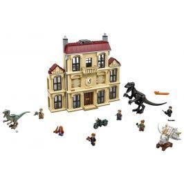 Lego Jurassic World 75930 Řádění Indoraptora v Lockwoodově sídle Stavebnice Lego