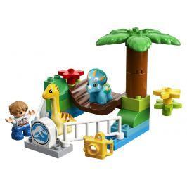 LEGO DUPLO 10879 Jurský svět Gentle Giants Petting Zoo Stavebnice Lego