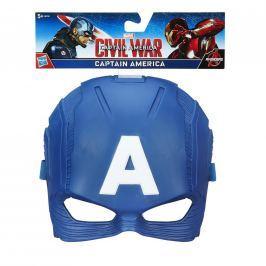 Hasbro Captain America hrdinská maska Pro kluky