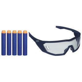Hasbro Nerf Elite Brýle + 5 ks šipek