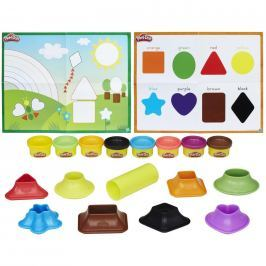 Play-Doh Barvy & tvary