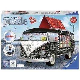 Puzzle 3D VW autobus motiv 2 162 dílků
