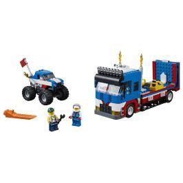 LEGO® Creator Lego Creators Mobilní kaskadérské představení