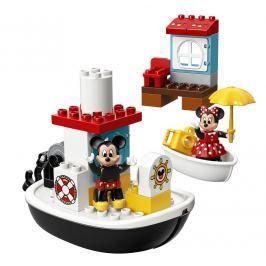 LEGO® DUPLO® Lego Duplo Mickeyho loďka