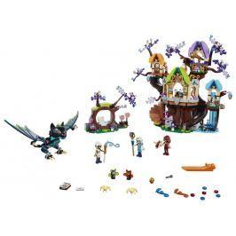 LEGO® Elves Lego Elves Útok stromových netopýrů na Elfí hvězdu