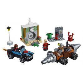 LEGO® Juniors Lego Juniors Bankovní loupež Podkopávače