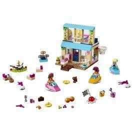 LEGO® Juniors Lego Juniors Stephanie a její dům u jezera