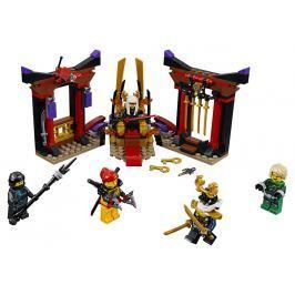 LEGO® NINJAGO™ Lego Ninjago Závěrečný souboj v trůnním sále
