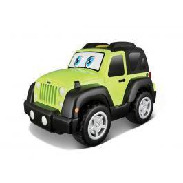 EPline Jeep hýbe očima