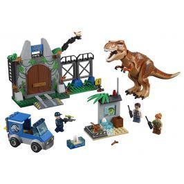 Lego Jurassic World Útěk T. rexe