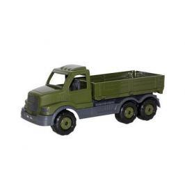 Nákladní auto s korbou vojenské Pro kluky