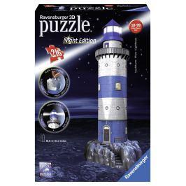 Ravensburger Puzzle 216 dílků Maják v příboji