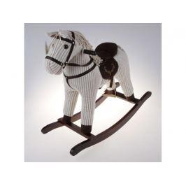 Alltoys Houpací manšestrový kůň