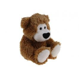Alltoys Sedící medvěd hnědý