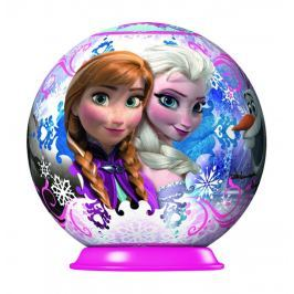 Ravensburger Puzzle Disney 3D Puzzle - Ball Ledové království