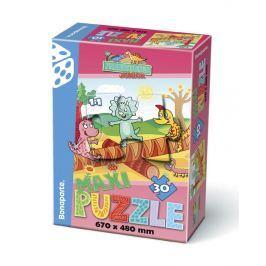 Bonaparte Puzzle maxi 30 dílků Prehistoric junior II.