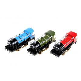 Alltoys Kovová lokomotiva se světlem a zvukem