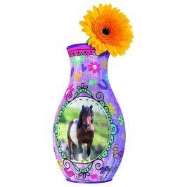 Ravensburger Puzzle 3D Váza kůň 216 dílků