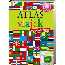 Atlas vlajek se samolepkami