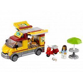 LEGO® City LEGO® City 60150 Dodávka s pizzou