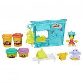 Hasbro Play-Doh town obchod se zvířátky