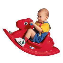 MGA Little Tikes Houpací koník - červený