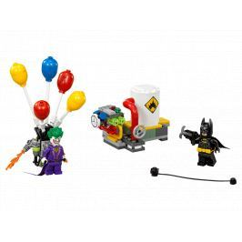 LEGO® The Batman Movie THE LEGO® BATMAN MOVIE 70900 Jokerův útěk v balónu