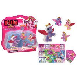 EPline Filly Stars Family Set (1+3)