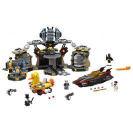 LEGO® The Batman Movie THE LEGO® BATMAN MOVIE 70909 Vloupání do Batcave Stavebnice Lego