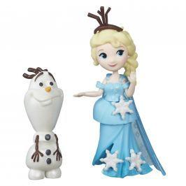 Hasbro Frozen malá panenka s kamarádem