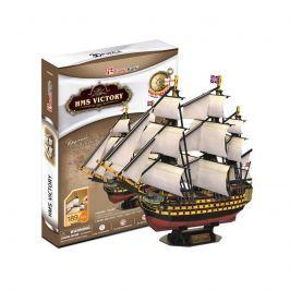 Puzzle 3D Loď HMS Victory 189 dílků