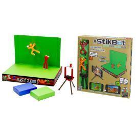 EPline StikBot studio-sada s klíčovacím pozadím