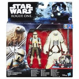 Hasbro Star Wars s1 3.75 deluxe figurka 2-packs