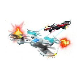 Kvadrokoptéra Fleg 2.4GHz - Bitevní set