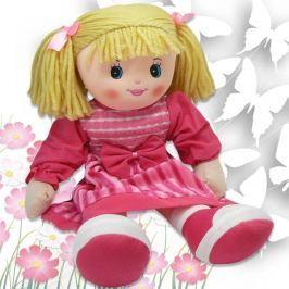 Velká látková panenka