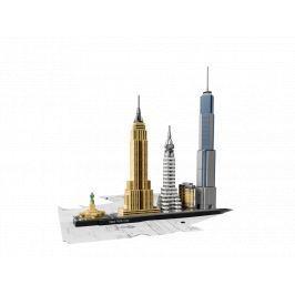 Lego Architecture 21028 New York City Stavebnice Lego