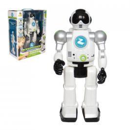 Robot Zigy s funkcí rozpoznávání hlasu