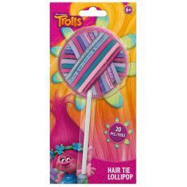 Sada gumiček na lízátku Troll Pro kluky