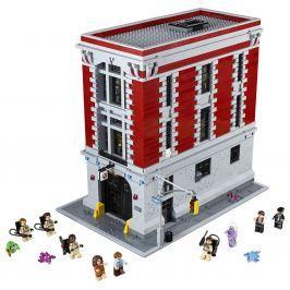 LEGO® Exkluzivní LEGO® Ghostbusters™ 75827 Hasičská základna