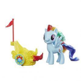 Hasbro My Little Pony Poník s vozíkem