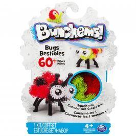 Spin Master Bunchems - Kreativní balení zvířátka, brouci, květiny