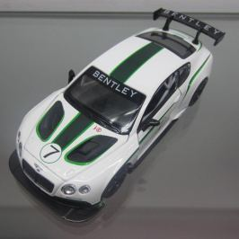 Autíčko 1:32 Bentley Continental GT3