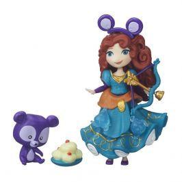 Hasbro Disney Princess Mini princezna s kamarádem